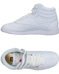 Reebok - High-tops & Trainers - Lyst