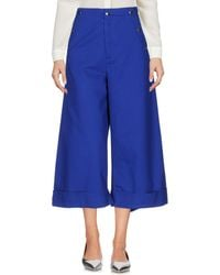 The Seafarer - 3/4-length Trousers - Lyst