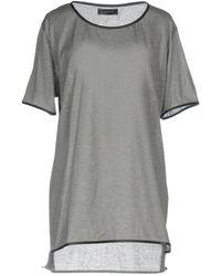 Satine Label - T-shirts - Lyst