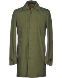 Jeordie's - Overcoat - Lyst