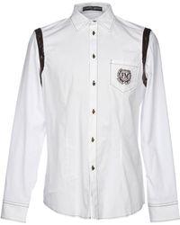 Frankie Morello - Shirts - Lyst
