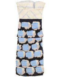 Michael van der Ham - Short Dress - Lyst