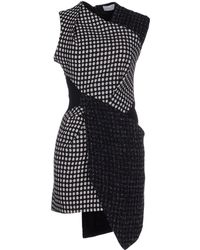 Yiqing Yin - Short Dress - Lyst