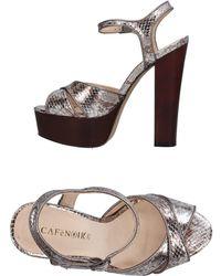 CafeNoir - Sandals - Lyst