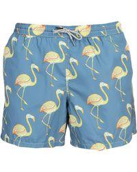 NOS Beachwear - Swimming Trunks - Lyst