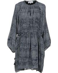 Apiece Apart - Short Dress - Lyst