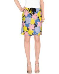 Marni - Knee Length Skirt - Lyst