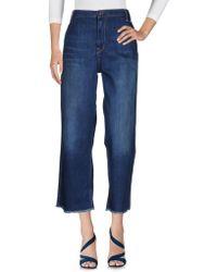 Pepe Jeans - Denim Trousers - Lyst