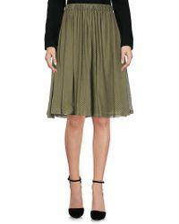 American Vintage - Knee Length Skirts - Lyst