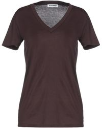 Jil Sander - T-shirt - Lyst