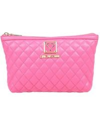 Love Moschino - Beauty Cases - Lyst