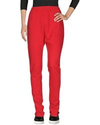 Scee By Twin-set - Casual Pants - Lyst