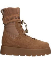 PUMA - Ankle Boots - Lyst