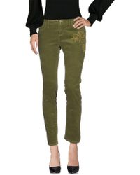 Blugirl Jeans - Casual Trousers - Lyst