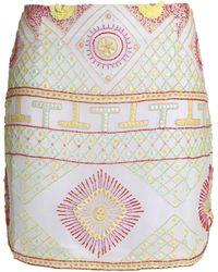 Antik Batik - Knee Length Skirt - Lyst