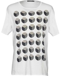Full Circle - T-shirt - Lyst