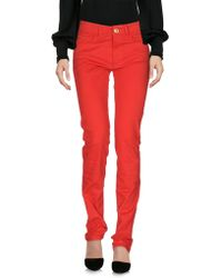 Love Moschino - Casual Trouser - Lyst