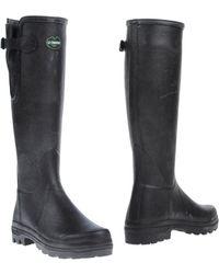 Le Chameau - Boots - Lyst
