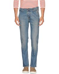 Roy Rogers | Denim Pants | Lyst