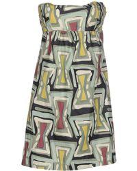 Ra-re - Short Dress - Lyst