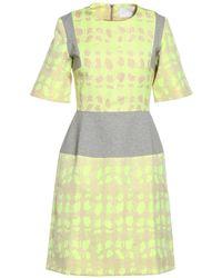 Richard Nicoll - Short Dress - Lyst