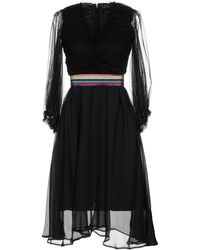 Paola Frani   Knee-length Dress   Lyst