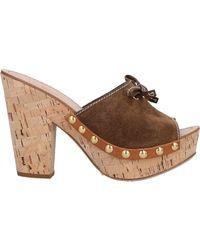 Car Shoe - Mules - Lyst