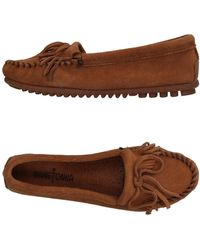 Minnetonka - Loafers - Lyst