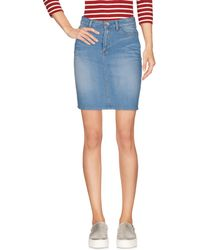 Guess | Denim Skirt | Lyst