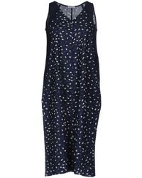 Blue Blue Japan - Knee-length Dress - Lyst