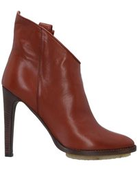 Rodolphe Menudier - Ankle Boots - Lyst