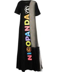 Nicopanda - Long Dress - Lyst