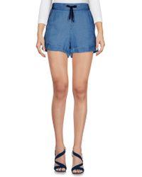 Splendid - Denim Shorts - Lyst