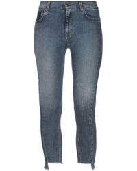 Space Style Concept - Denim Trousers - Lyst