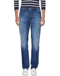 Patrizia Pepe | Denim Trousers | Lyst
