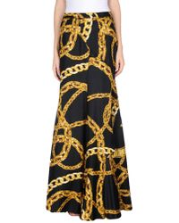 Boutique Moschino - Long Skirt - Lyst