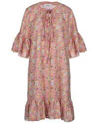 Ivories - Short Dress - Lyst