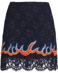 Sandro - Knee Length Skirt - Lyst