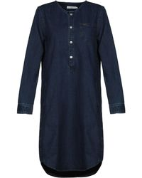 Lee Jeans - Knee-length Dress - Lyst