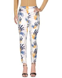 Shirtaporter - Casual Trouser - Lyst