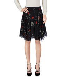 Silvian Heach - Knee Length Skirts - Lyst