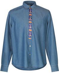 Paul Smith - Denim Shirt - Lyst