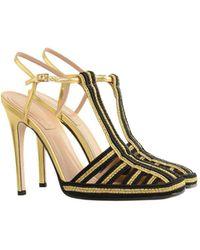 Alberta Ferretti - Shoes - Lyst