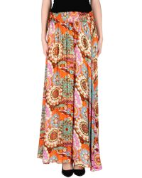Nolita - Long Skirt - Lyst