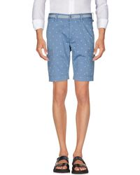 AT.P.CO - Bermuda Shorts - Lyst