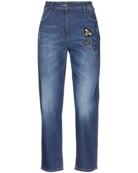 Pennyblack - Denim Trousers - Lyst