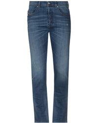 DIESEL - Pantalon en jean - Lyst