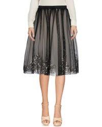 Loyd/Ford - 3/4 Length Skirts - Lyst