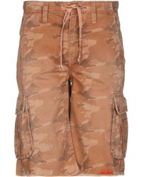 True Religion - Bermuda Shorts - Lyst