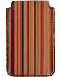 Paul Smith - Mobile Phone Case - Lyst